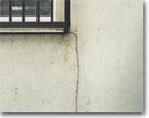 タケガワ塗装 外壁のひび割れ