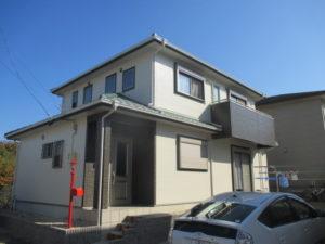 三重県 松阪市 M様邸 外壁等塗装工事