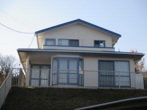 三重県 松阪市 A様邸 屋根外壁塗装