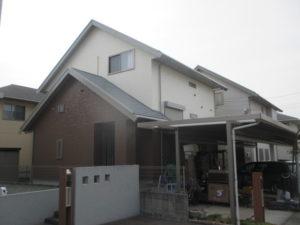 三重県 津市 Y様邸 屋根・外壁塗装工事