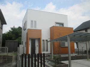 松阪市 S様邸 外壁塗装工事