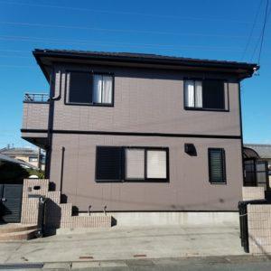 三重県松阪市 K様邸 屋根・外壁塗装工事