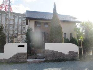 三重県 松阪市 K様邸 外壁塗装工事