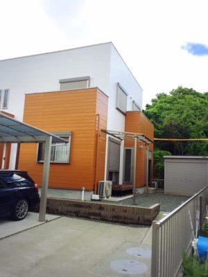 松阪市 S様邸 塗装工事