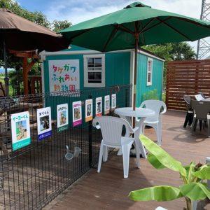 タケガワふれあい動物園 ふれあいカフェ