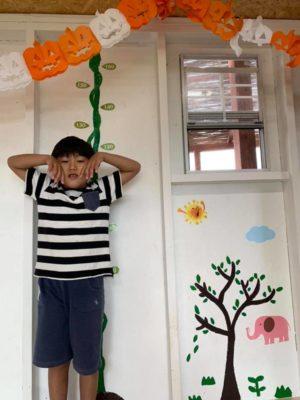壁面アート 身長計 タケガワふれあい動物園 タケガワ塗装
