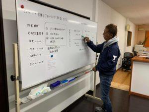 安全大会 タケガワ塗装 松阪市