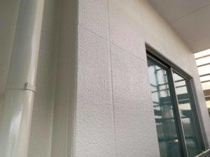 公共施設 外壁塗装後 8回塗り