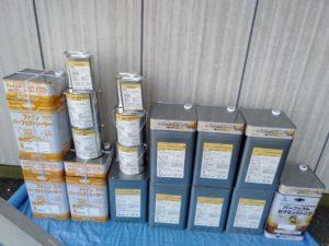 パーフェクトセラミックトップ ファインパーフェクトシーラー 無機塗料 アパート塗装 タケガワ塗装