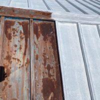 トタン屋根 さび止め塗装 タケガワ塗装