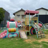 松阪市内幼稚園 遊具塗り替え前 タケガワ塗装